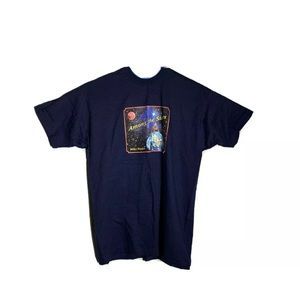 1993 mike Pinder among the stars t shirt size xl